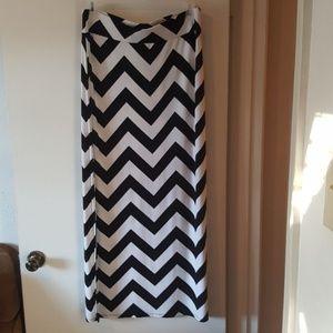 Comfortable long Maxi skirt